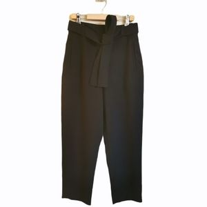 Wilfred Tie Front Pants, Size 4